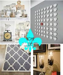 Diy Ideas For Decorating Stagger Do It Yourself Home ZESTY HOME Design 10