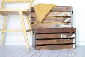 Wooden Box Decorating Ideas