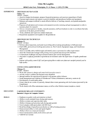 Greenhouse Resume Samples Velvet Jobs