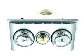 nutone fan light heater exhaust fan with heat lamp bathroom fan light heater heat lamp in nutone 70 cfm ceiling exhaust fan with night light and heater
