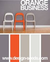 color scheme for office. Offices White And Gray Office Design Orange Grey Color Scheme For T