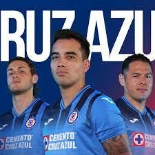 Liga MX: Los tres uniformes de Cruz ...