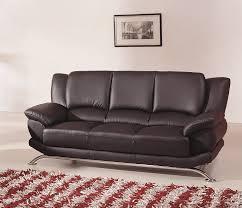 contemporary vs modern furniture. Amazon.com: Modern Line Furniture 9908Bs Contemporary Leather Sofa, Black: Industrial \u0026 Scientific Vs R