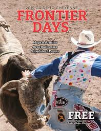 2019 Guide To Cheyenne Frontier Days 0719 By Traders