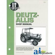 deutz tractor parts great selections of parts for deutz deutz allis shop manual