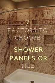 bathroom shower wall panels home depot tub surround