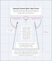 Tabard Pattern Best Design Ideas