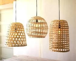 full size of hanging lamp shade basket egg light pendant rattan shades dot wicker south lighting