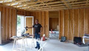 jean claude saliot a déjà réalisé le gros œuvre de la maison à ossature