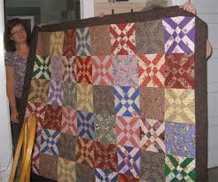 "Lift your spirits: stories of charity quilts, shared by you ... & From Barbara: ""This is a quilt that our little quilting group made for  Victoria's Quilts (a charity group donating quilts to cancer patients going  through ... Adamdwight.com"