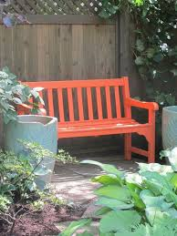 Exterior Benches Commercial Set Painting