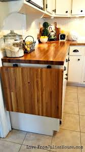 kitchen countertop ideas budget kitchen love the idea of a fold down extra counter space kitchen countertop ideas