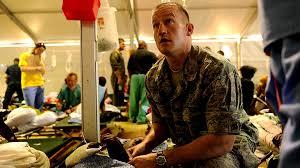 military training location orthopedic surgeon description