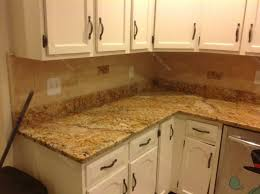 Pictures Of Kitchen Countertops And Backsplashes Fascinating Granite Countertops And Backsplash Designs Hydjorg