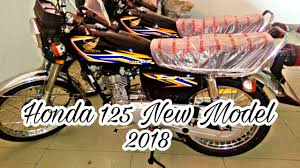 2018 honda 125 black. plain 2018 honda 125 new model 2018 black colour in pakistan in d