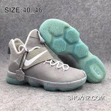 Lebron Shoe Size Chart Men Nike Lebron 14 Basketball Shoes Sku 377692 739 For Sale