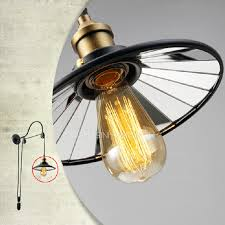 cheap industrial lighting. Cheap Industrial Lighting Pulley Shaped Adjustable Wall Sconce