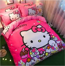 hello kitty bedsheets