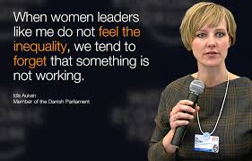 Leadership Quotes By Women Beauteous 48 Quotes On Women And Work World Economic Forum