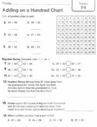 Hundred Chart Worksheet Hundred Chart Lovetoteach Org