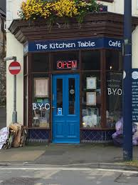 The Kitchen Table Mumbles Nr Swansea Crazyjanescafes