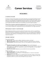 What Do You Write In The Objective Of A Resume Objective Resume Criminal Justice Httpwwwresumecareer 17