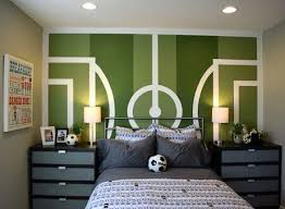 Diy Soccer Decor The Best Soccer Themed Bedrooms Ideas Socc On Inspiring  Ideas Soccer Bedroom Decor