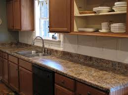 Kitchen Counter Top Paint Painting Countertops For A New Look Cheap Reno On Kitchen Layout