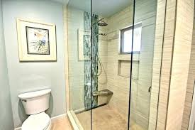 turn tub into wer contemporary bathroom by design builders convert whirlpool bathtub stall shower