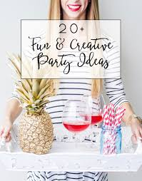 fun party ideas so there you go regardless of whether or not you go all out with these themes and do themed food and decorations i hope this list is a