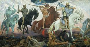 Four Horsemen Of The Apocalypse Wikipedia
