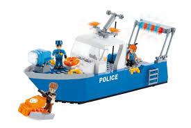 <b>Конструктор Police</b> Patrol Boat - <b>COBI</b>-1577 | детские игрушки с ...
