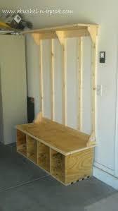 Entryway Bench Coat Rack Plans entryway bench coat rack 100waysite 26