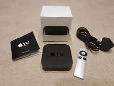apple tv 3rd generation. apple tv 3rd generation boxed with remote (model a1469) tv b