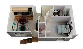 Perfect 1 Bedroom Interior Design Top Design Ideas For You