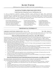 Cover Letter Sample Resume For Production Manager Free Sample