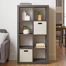 homey ideas better homes and gardens 8 cube organizer multiple colors stunning