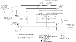 le l7248 manuals page 10 figure 11a wiring diagram for le boilers beckett afg burner and split controls sequence of operation a call for heat by the thermostat energizes the