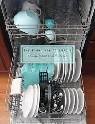 How Do I Clean My Dishwasher The Right Way To Load A Dishwasher Clean Mama