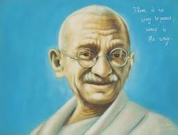 mahatma gandhi famous leaders