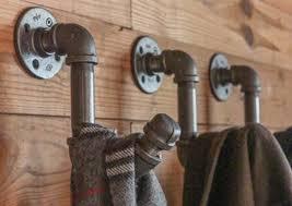 Industrial Pipe Coat Rack Ironmongery World Blog 100 Super Creative Entryway Coat Rack Hacks 44