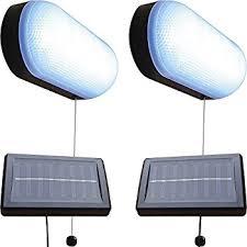 Solar Outdoor Wall Lighting Fixture U2014 BITDIGEST Design  Fill Your Solar Garage Lighting