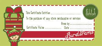 free printable christmas gift certificate templates free printable christmas gift certificate templates holiday