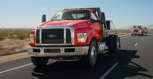 2017 F650 F750 Trucks For Sale Ford Medium Duty Trucks