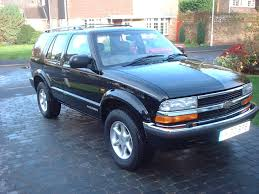 2002 Chevrolet Blazer – pictures, information and specs - Auto ...
