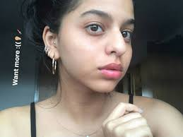 Image result for Suhana Khan