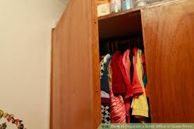 organize small office. Image Titled Organize A Small Office Or Guest Room Step 4