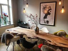 Table Tisch Baumtisch Massivholztisch Altbauwohnung Altbau