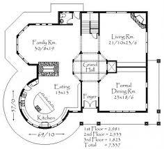 home plan spirited victorian house floor plan