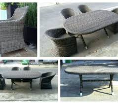 outdoor furniture wicker. Interior Outdoor Furniture Wicker Classic Patio Nice 8 Broyhill Set